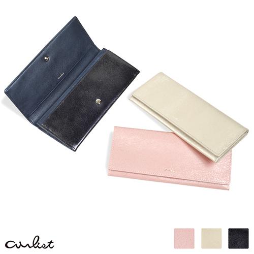 エアリスト キラ 薄型長財布 財布