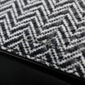 ヘリンボン 薄型長財布