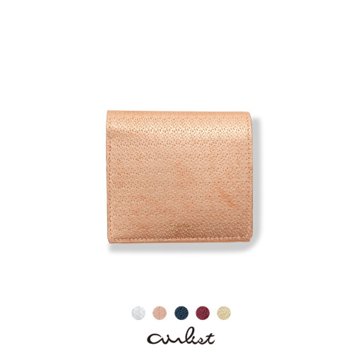 軽い財布エアリストのリリィ二つ折り財布