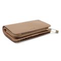 ルナ Lファスナー小銭入れ付2つ折財布
