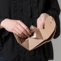 軽い財布airlistエアリストルナシリーズの二つ折り財布レディース