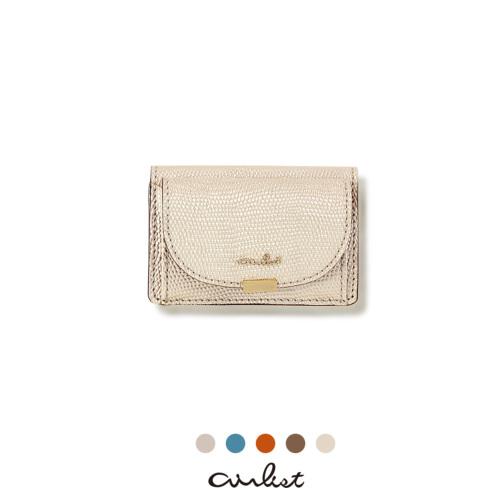 軽い財布エアリストのルナ三つ折り財布