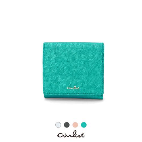エアリスト 二つ折り財布 財布