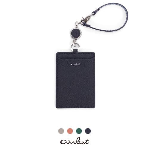 軽い財布エアリストのステラリール付きパスケース